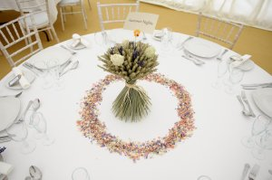 ShropshirePetals.com_Cream_Rose_and_Lavender_Wheat_Sheaf___25.95_and_Summer_Nights_Confetti___11.95_per_litre__2_