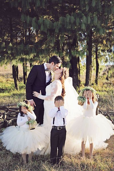 Bride__groom_and_kids