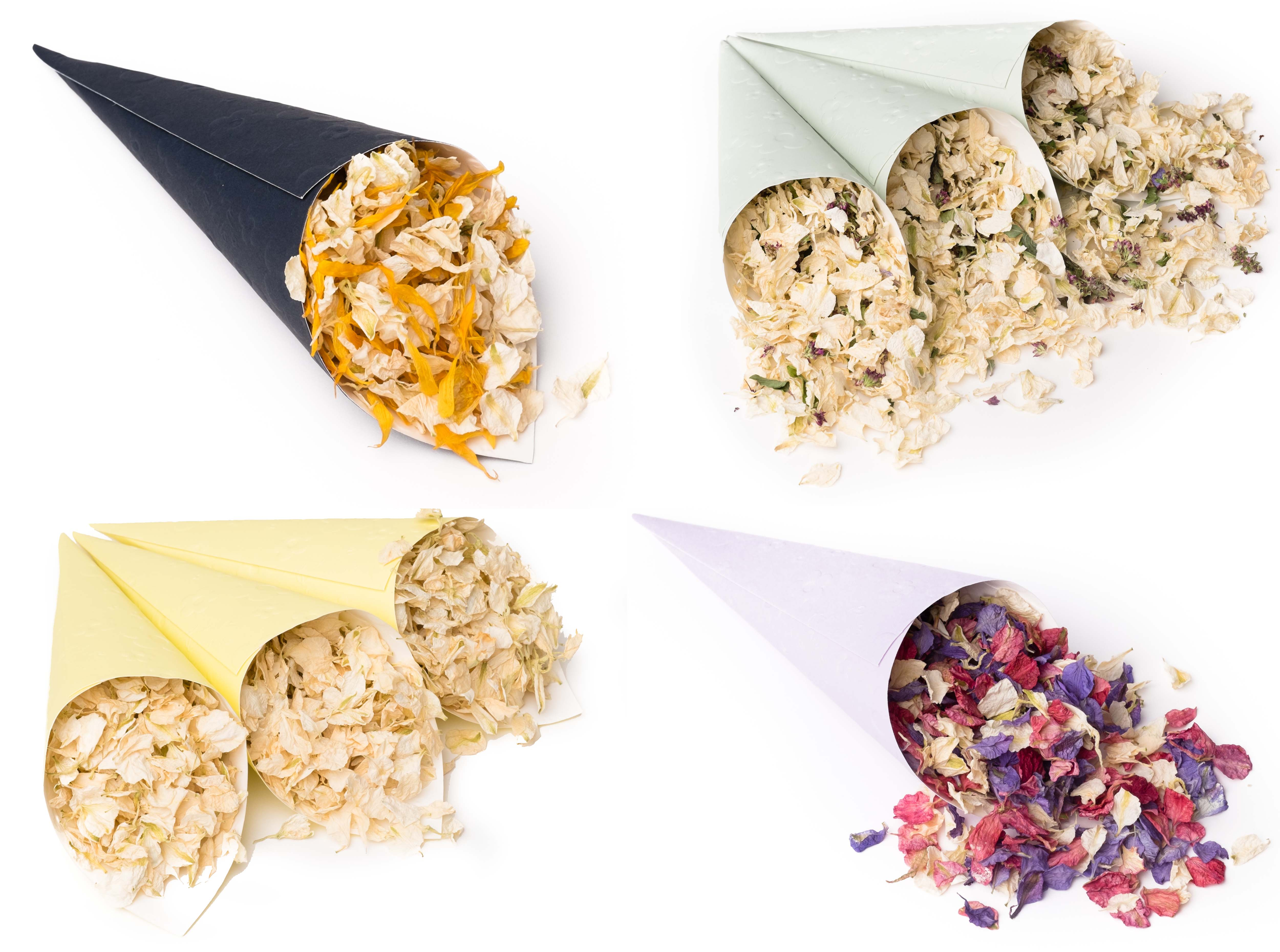 Navy__Green__Yellow_and_Purple_confetti_cones