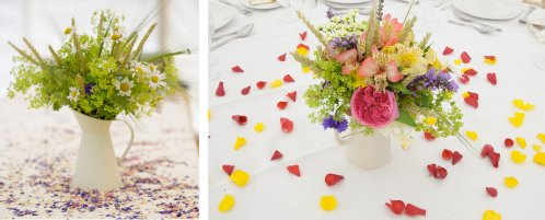 table_petals_collage