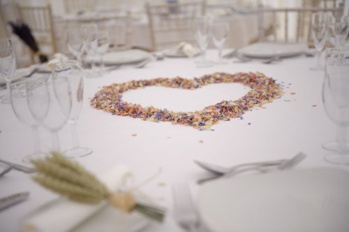 confetti_heart_on_table