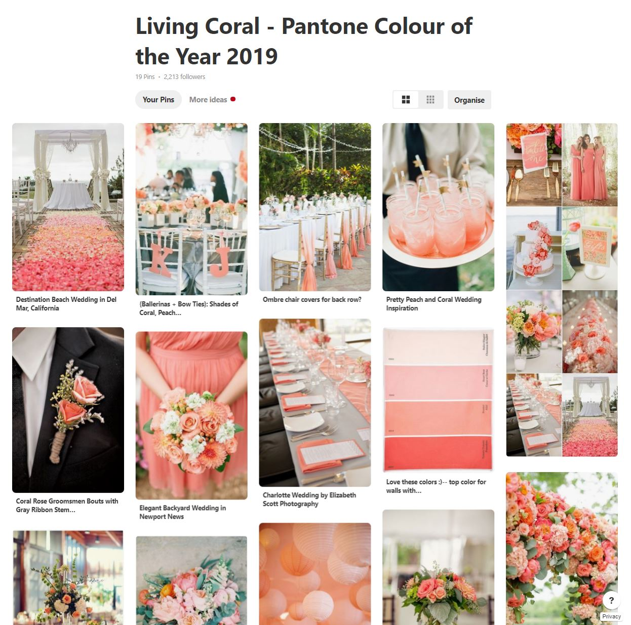 Living_Coral_Wedding_Inspo