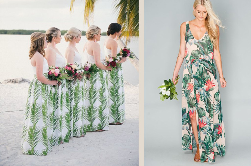 Prints_and_Palms_Bridemaid_dresses
