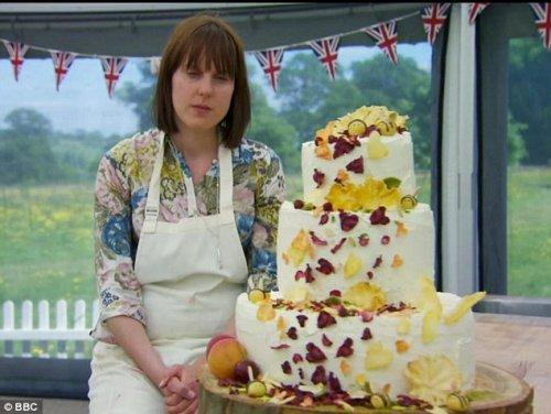 Celebration Cakes Winner Of Bake Off